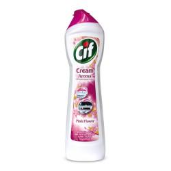 Cif Cream Pink Flower 500g